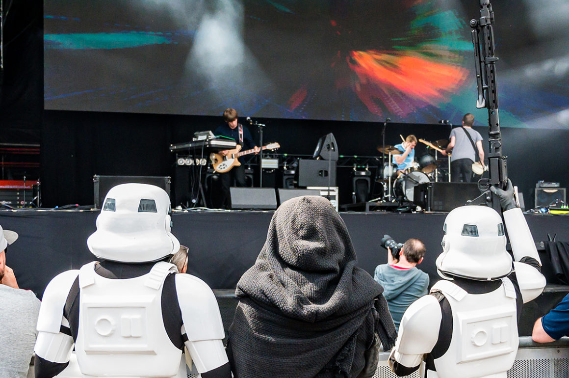 Lucid Dream Live @ Bluedot – The Indie Squid
