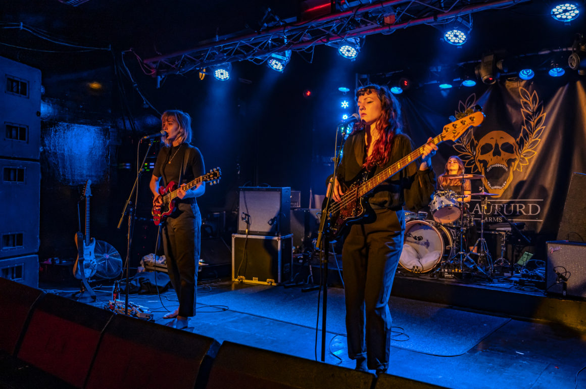 Junodef at the Craufurd Arms, 2019