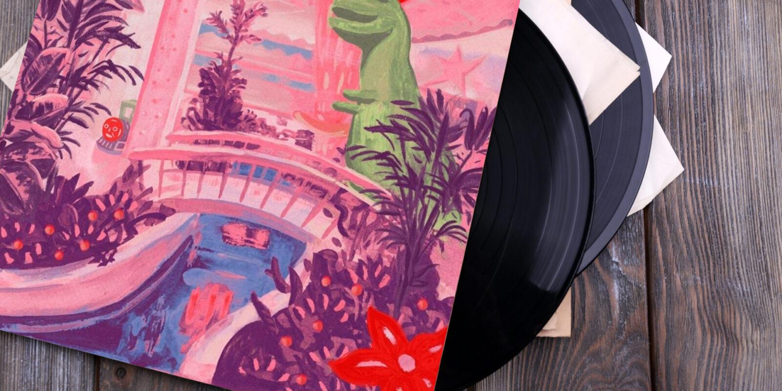 Air Con Eden Vinyl